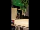 Детский домик с песочницей