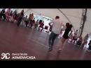 номер от Стаса и Наташи ( часть выступления), САЛЬСА OPEN-AIR , Зеленоград ArmenyCasa