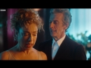 Hello Sweetie River Song Meets The Twelfth Doctor The Husbands Of River Song Doctor Who