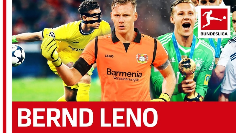 Bernd Leno - Bundesligas Best