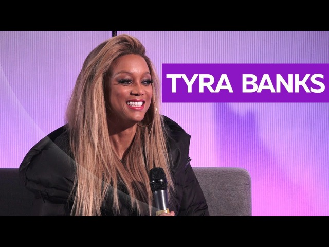 Tyra Banks on ANTM Heartbreak The Best Advice She's Gotten