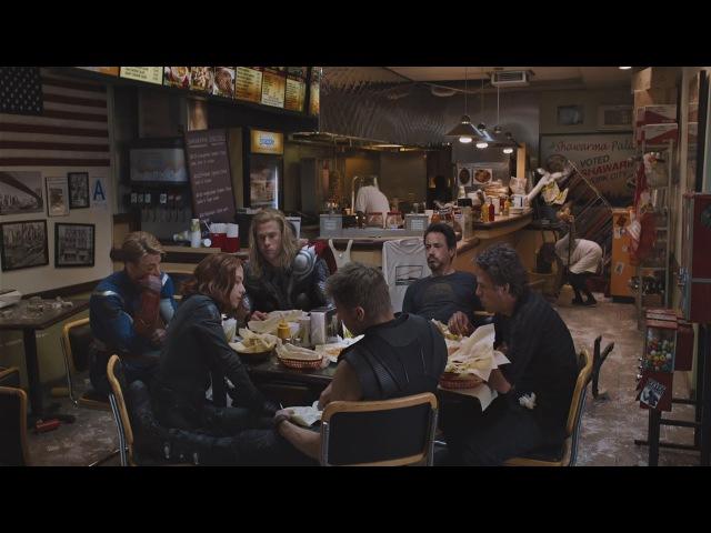 Все сцены после титров Marvel от Железного человека до Человек-паук: Возвращение домой в HD!