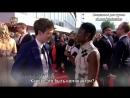 Alex Lawther in «BAFTA TV Awards», 2018 [rus sub]