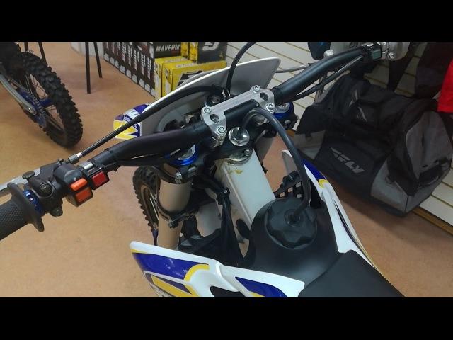 Видеообзор GR7 Lite 250cc 4t