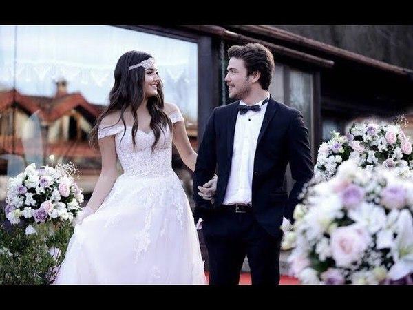 Али и Селин AlSel - Небо будет за нас   Дочери Гюнеш, свадьба