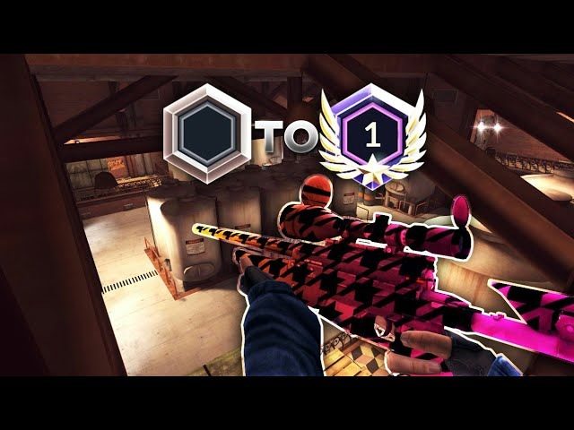 C-Ops  Uratio Road From Unranked To Special Ops 2
