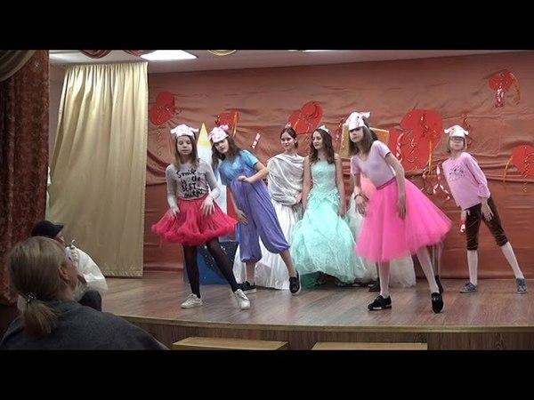 Спектакль по мотивам сказки Г.Х. Андерсена Свинопас