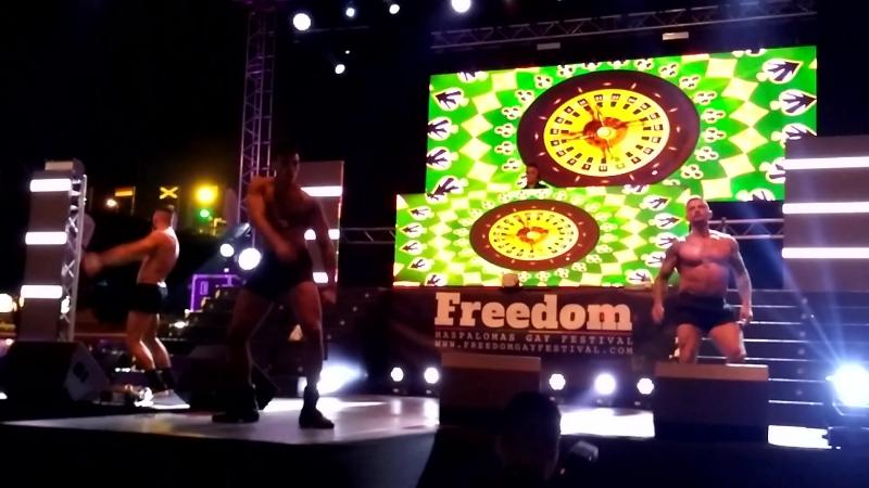 Фестиваль в Маспаломасе