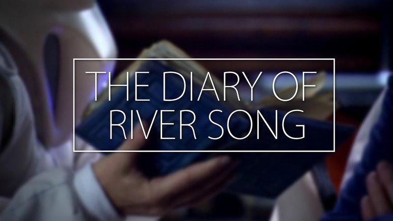 Doctor Who - The Diary of River Song