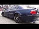 BMW e38 740i или что такое НАСТОЯЩИЙ БУМЕР