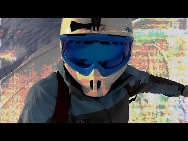Psychedelic Trance mix December 2017 [Stunt Planes Hang GlidingFreerunning]