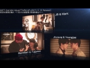 MAKING Съёмки японского клипа и запись альбома TURN UP