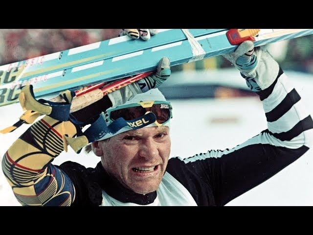 Триумф Владимира Смирнова на Олимпиаде в Лиллехаммере