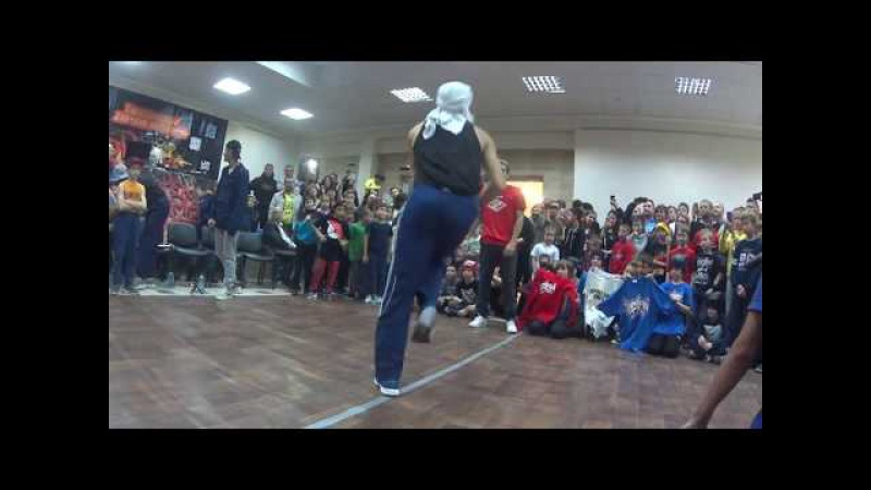 Vladovskiy vs Imperator (Exhibition Battle of Teachers 2017)