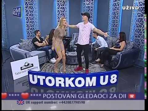Rada Manojlovic Leon - Lavlje krzno - Utorkom u 8 - (TV DM Sat 15.05.2018.)
