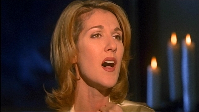 Céline Dion - It's All Coming Back To Me Now (DTwain UPSCALE 1080P)