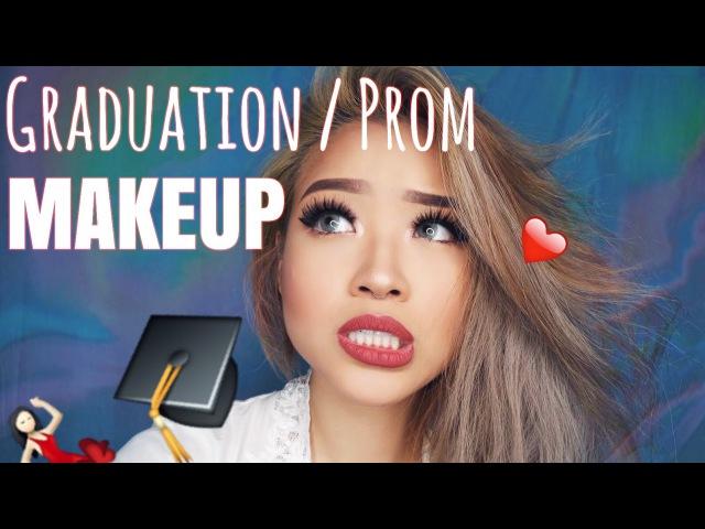 Graduation / Prom Makeup Tutorial   Marcella Febrianne