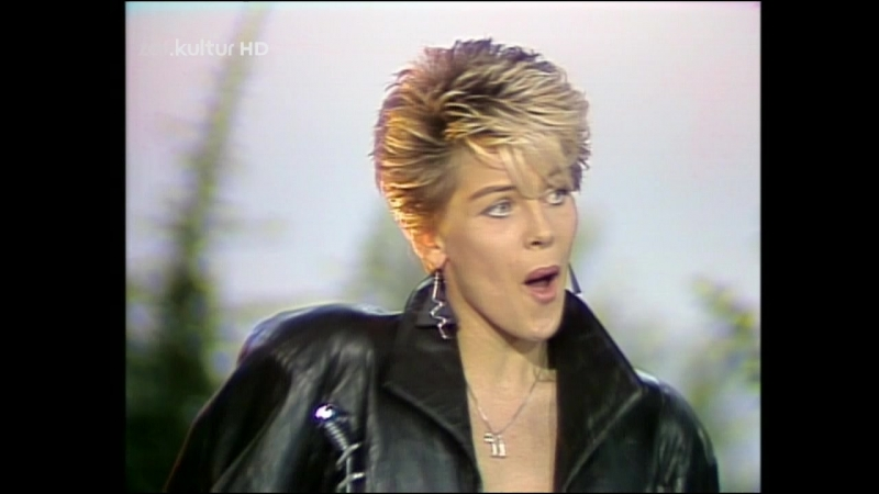 C.C. Catch - House of Mystic Lights (ZDF-Hitparade, 21.07.1988)