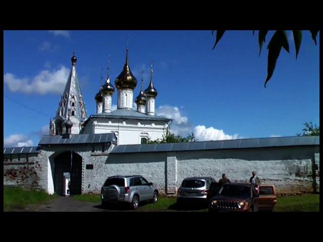 Свято-Троице Никольский монастырь в Гороховце Владимирская область