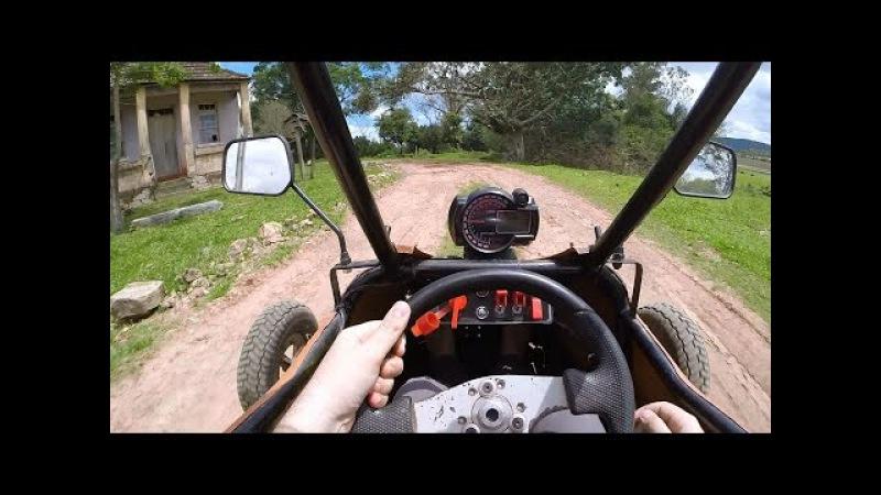 Kart Cross 250cc Onboard