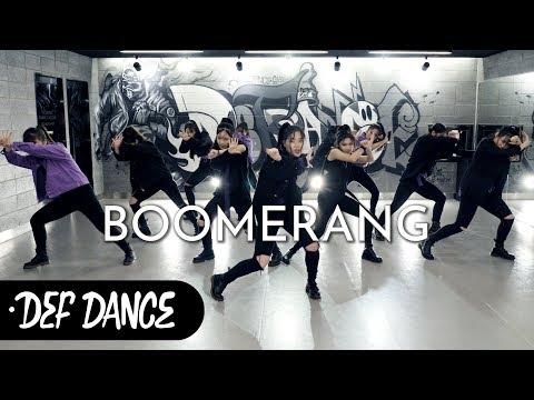Wanna One (워너원) - BOOMERANG (부메랑) 댄스학원 No.1 KPOP DANCE COVER 데프수강생 월말평가 방송댄스 가49688