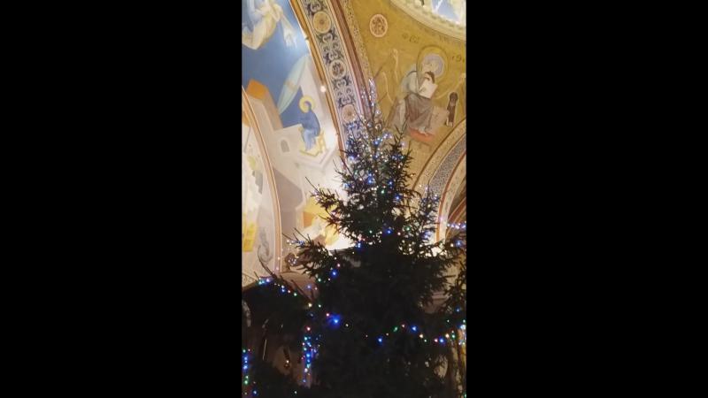 Колядка Небо и земля Свято-Елизаветинский монастырь. Минск