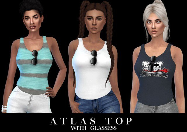 Atlas Top by Leo-Sims