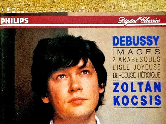 Debussy - Arabesques, Images, Rêverie (reference recording Zoltán Kocsis)