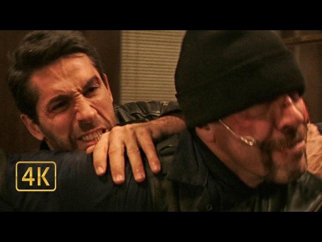 Ты вынудил меня убить друга. Майк устраняет своих коллег. Несчастный случай (2018) 4K ULTRA HD