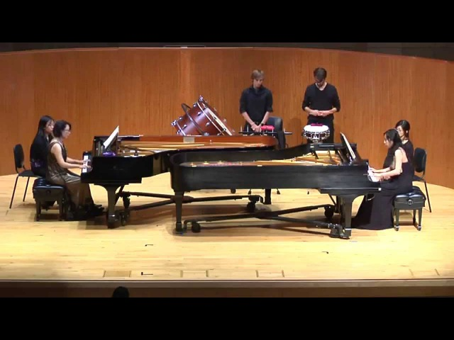 Milhaud Scaramouche 3rd Movement Brazileira