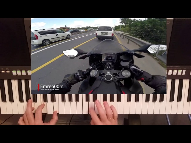 Modern Talking style 80s. Аdrenaline, life in motion! - на YAMAHA PSR S 770