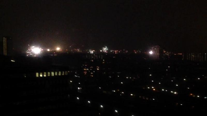 А из нашего окна... Голландия сияет Fijne verjaardag🎉🎉🎉