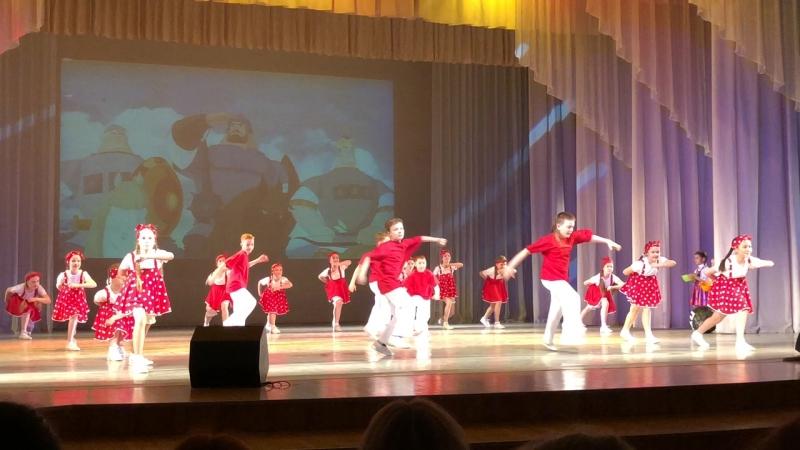 Богатырская, отчетный концерт