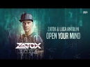 Zatox Luca Antolini - Open Your Mind Official HQ Preview