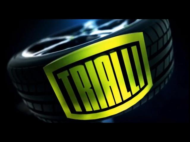 Chevrolet Aveo - замена передних тормозных дисков / TRIALLI