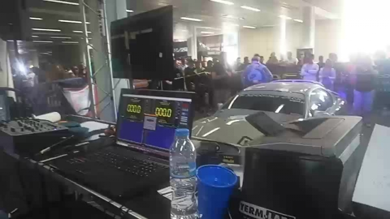 Bass Race 149.9 Tie Braker