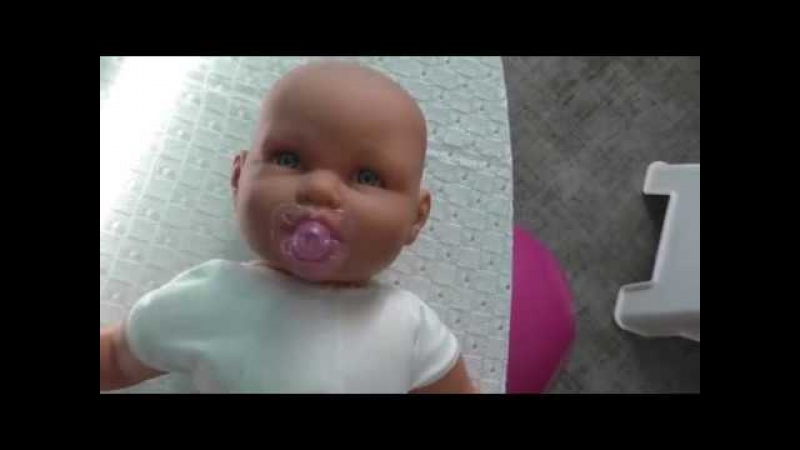 Little mama, 8 марта и необычная массажистка для куклы Эльзы!