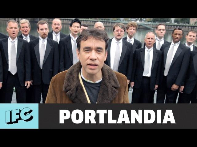Dream of the '90s | Portlandia | IFC