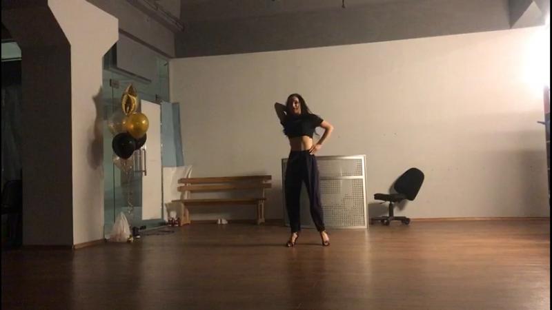 Rina Medvedeva- X(EQUIS)- Bachata Lady S