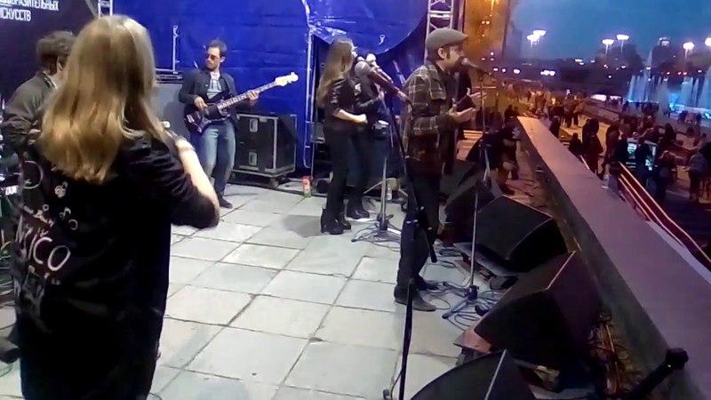 Travelling Orchestra. Екатеринбург. На фестивале Rock Museum 19.05.2018