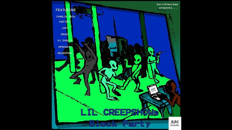 KEVINTHECREEP - LIL CREEPSHOWs BLOCK PARTY (FULL COMPILATION)
