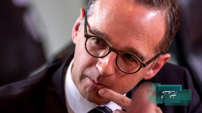 ✔ Лавров не дал главе МИД Германии навязать России вину за Скрипаля