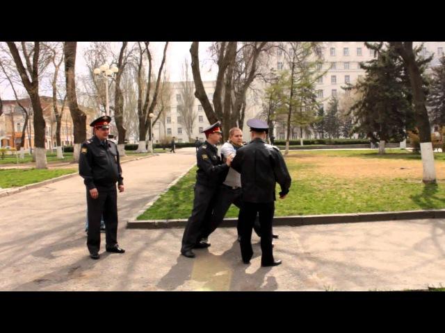 День Русского Гнева в Ростове-на-Дону