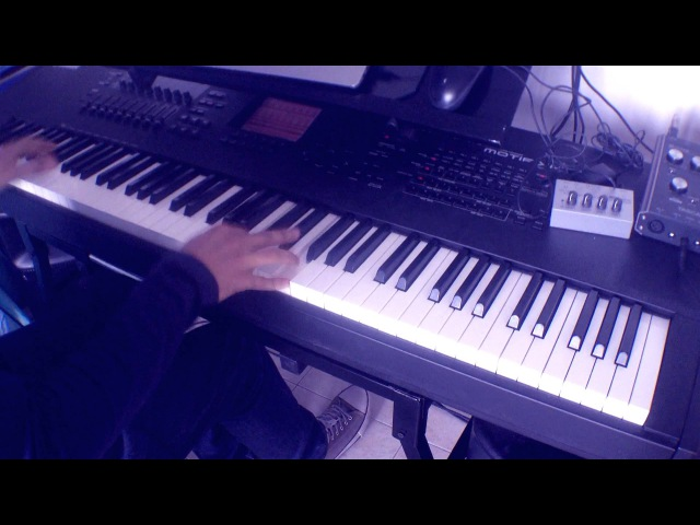 Hiromi Uehara - Piano Solo Old Castle By The River In The Middle Of A Forest - 上原ひろみ (Federico G)