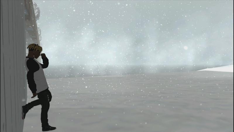 GTA SA Winter mod