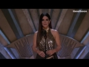 "Sandra Bullock - ""Oscars"" 2018, presentation of Best Cinematography Nomination (March 4'2018), русский перевод"