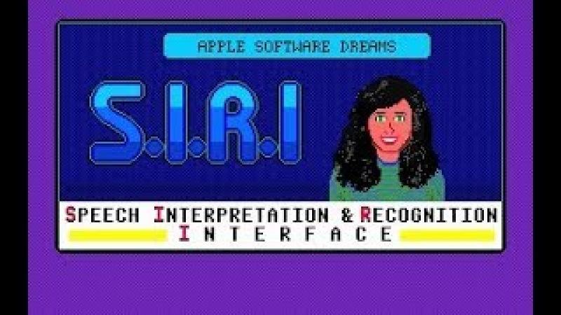 Siri in the '80s » Freewka.com - Смотреть онлайн в хорощем качестве
