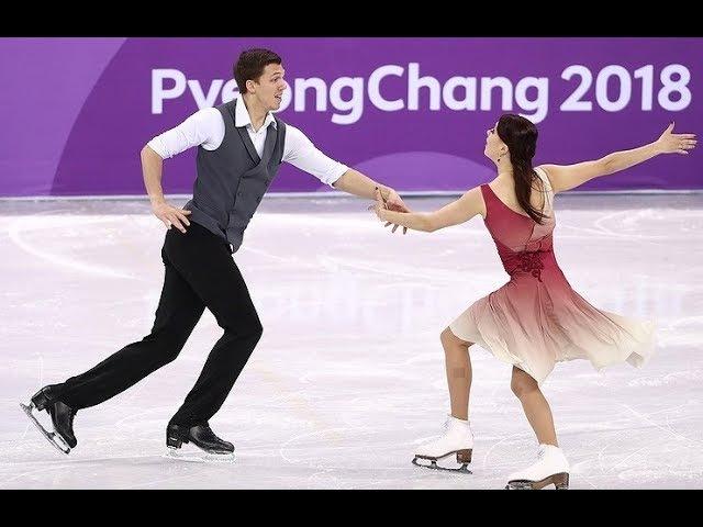 Екатерина БОБРОВАДмитрий СОЛОВЬЕВОлимпиадаПроизвольнаяBobrova SolovievOlympics 2018free