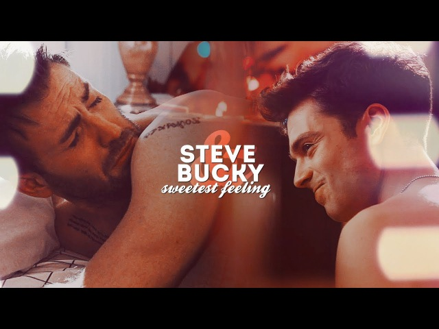 Steve Bucky | Sweetest Feeling