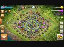 Фарм ресурсов на 12 тх / Clash of Clans